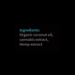 Cannabis & Hemp THC CBD Tincture